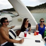 How many partners should you have in a boating partnership?